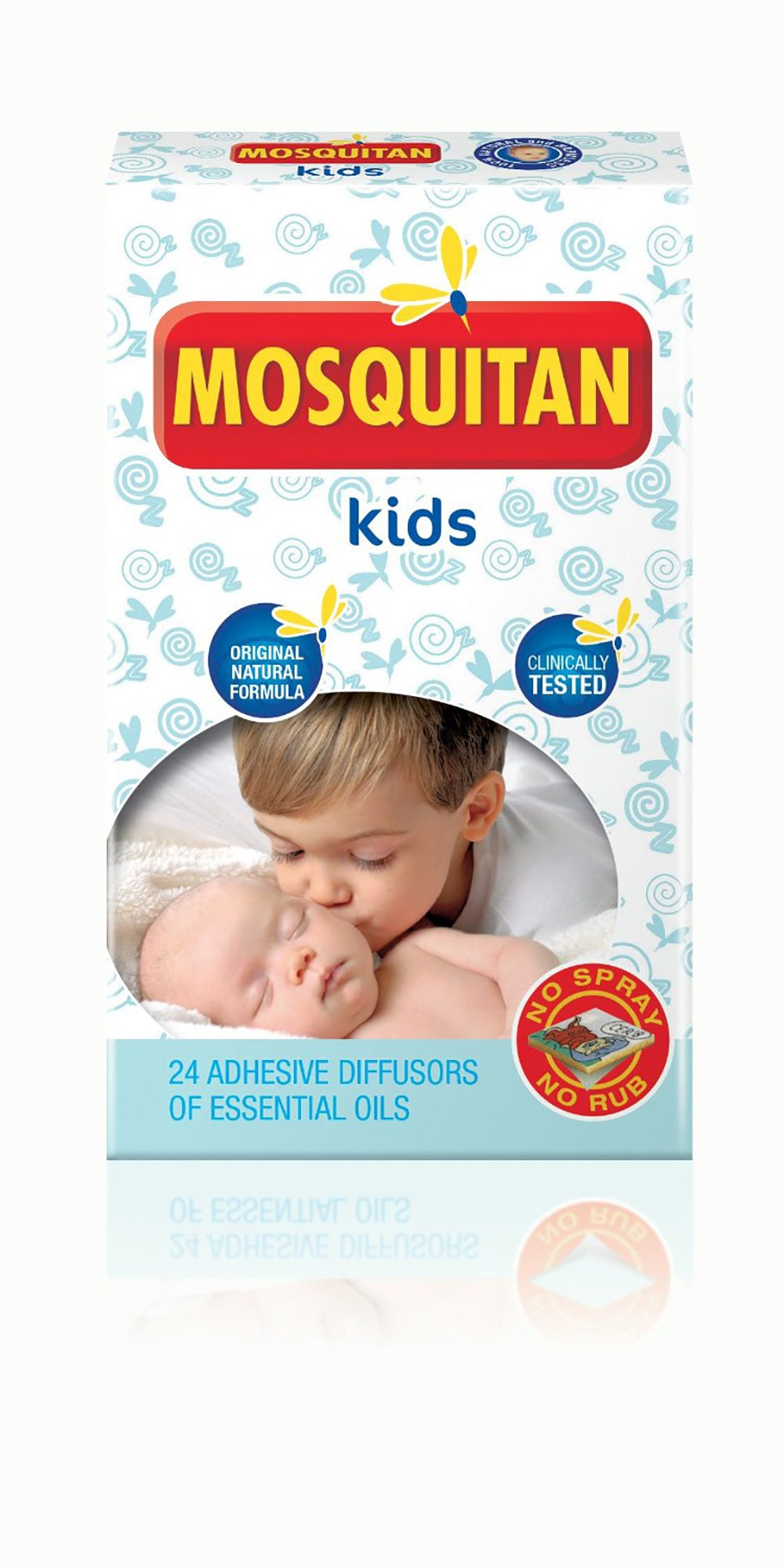 Mosquito Patches Deet Free Perfect For Kids. (24 PATCHES)