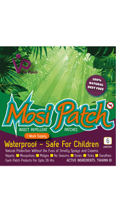 Mosi Patch Insect Repellent