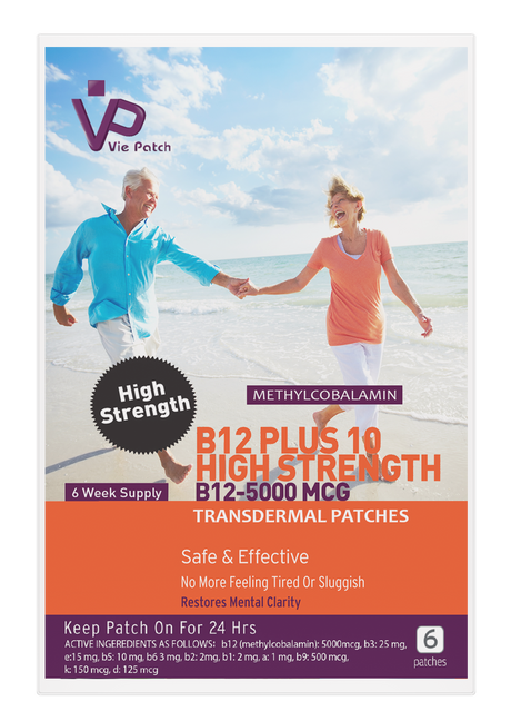 B12 High Strength Plus 10