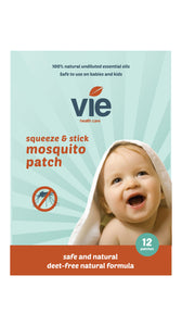 Vie Squeeze & Stick Mosquito Patches