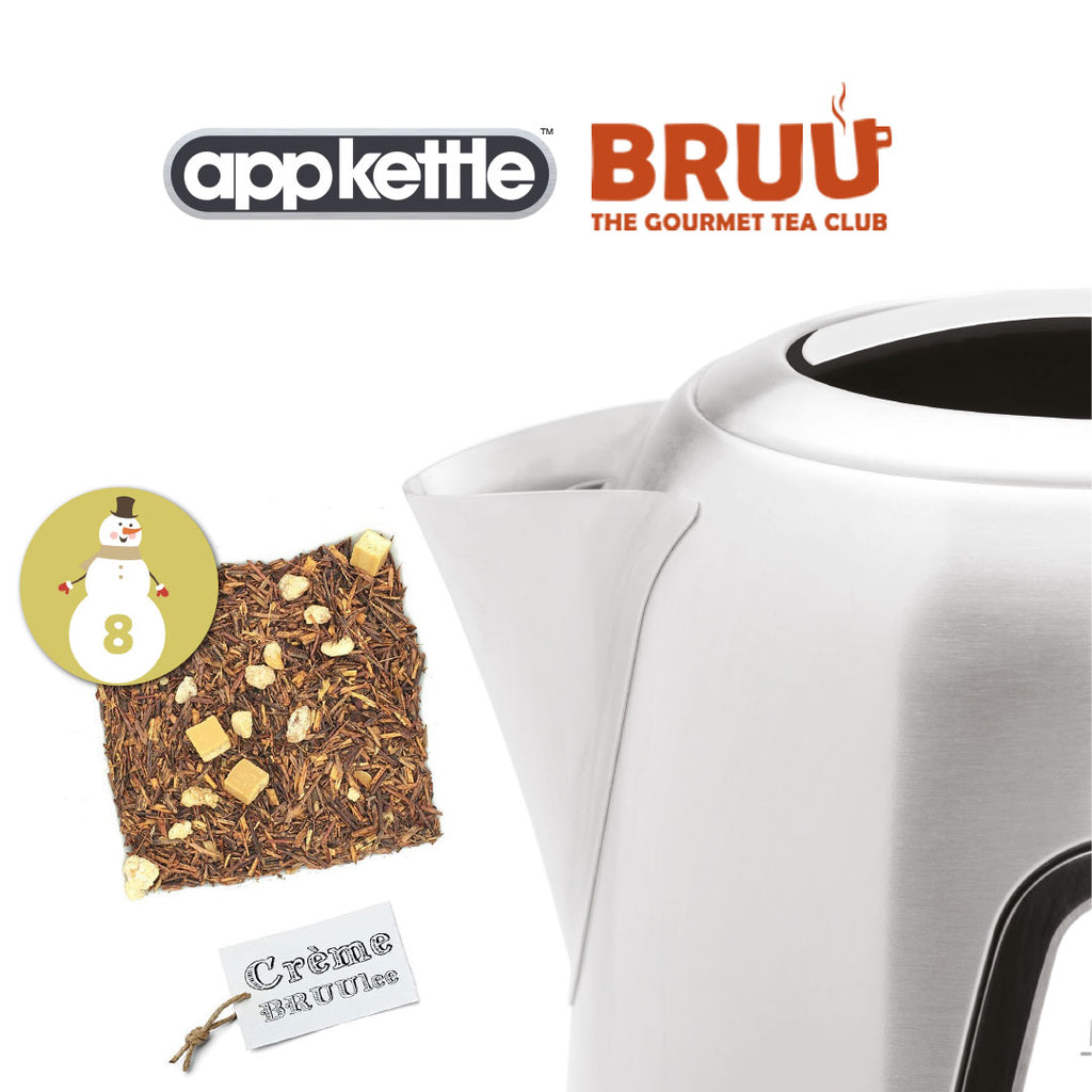 Bruu Advent Calendar Day 8: Crème BRÛUlèè