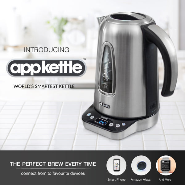 Descaling your Appkettle