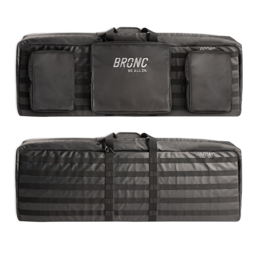Bronc Bag with Mounting Straps