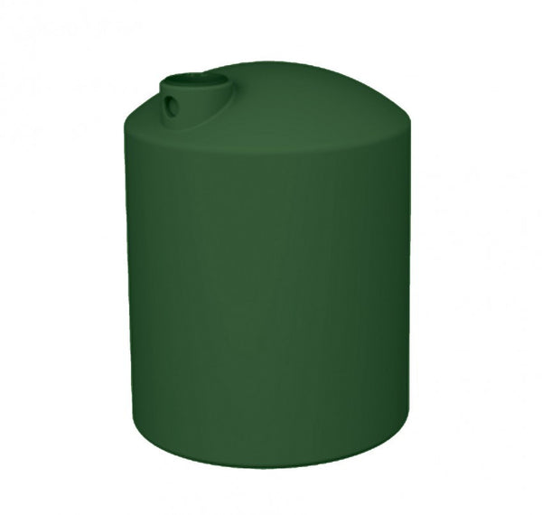 3000 Litre TALL (660 Gal) - Poly Water Tank Round