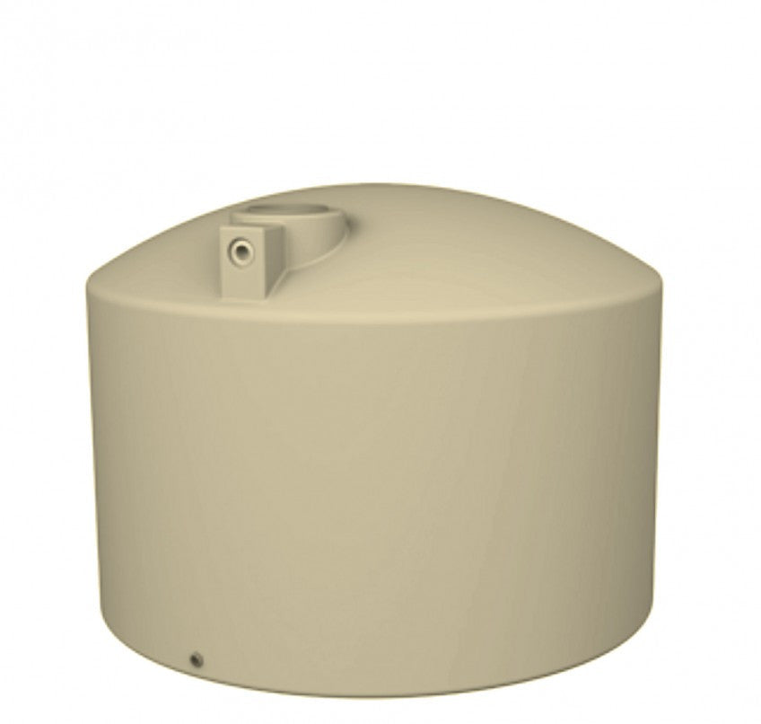 18000 Litre (4000 Gal) - Poly Water Tank Round
