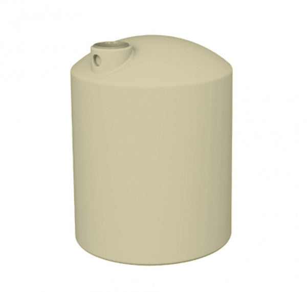 5000 Litre TALL (1100 Gal) - Poly Water Tank Round