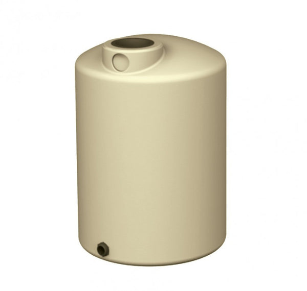 600 Litre (130 Gal) - Poly Water Tank Round