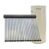 Apricus Solar Hot Water System - Glass Lined - Electric Boosted