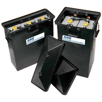 Solar Batteries - Exide Energstore GEL Batteries (GEL)