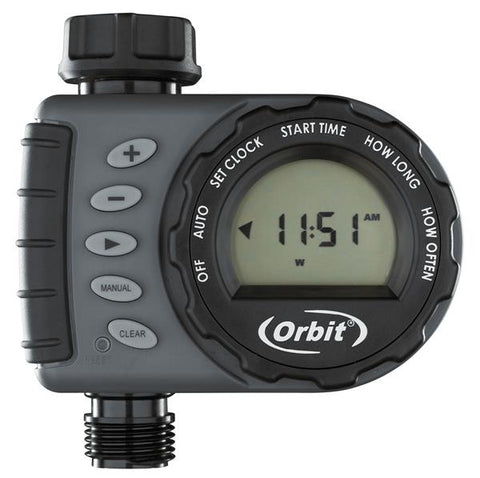 Orbit Single Station Digital Tap Timer