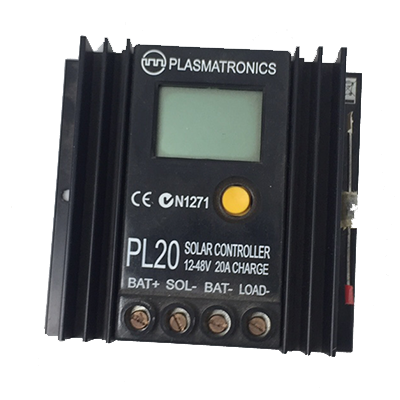 Solar Regulator - Plasmatronics PL Series 12V/24V/48V Charge Controllers