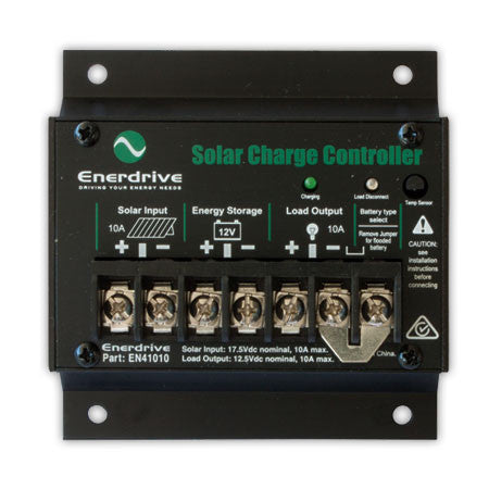 Solar Regulator - 12 Volt 10/20Amp Enerdrive