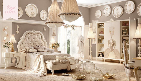 Gigi Loves - Luxury Children's Furniture From Our Angelique Collection