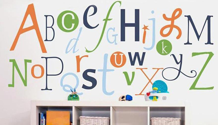 How to Transform Your Child's Room with Wall Stickers