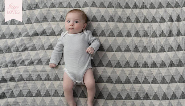 Gigi Loves - Beautiful Baby Mori Blankets
