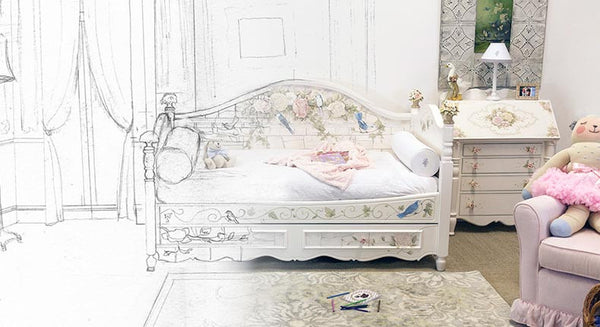 The Beauty of a Bespoke Children's Bed