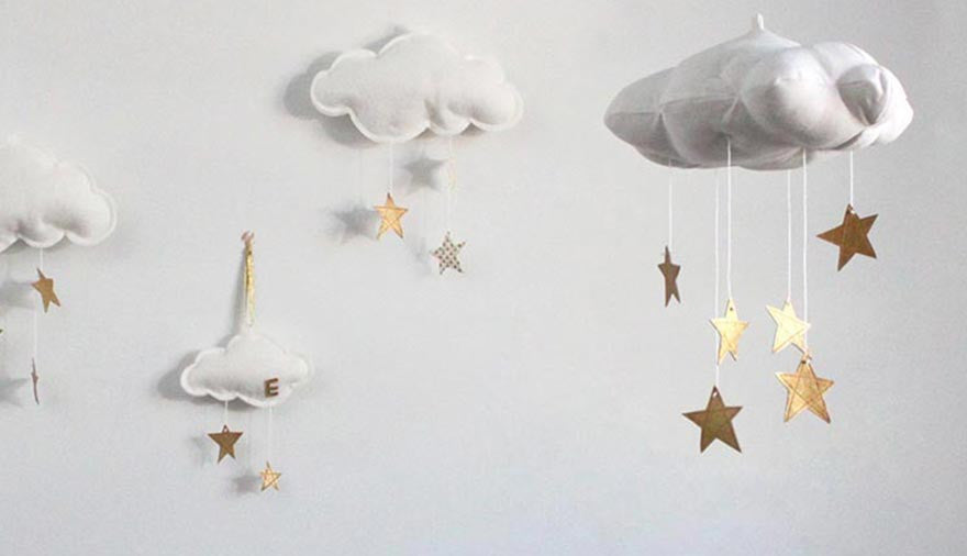 Beautiful Baby Mobiles and Wall Hangings