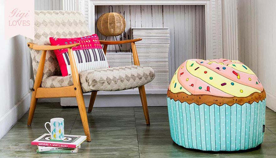 Gigi Loves - Super Cool, Quirky Bean Bags by Woouf