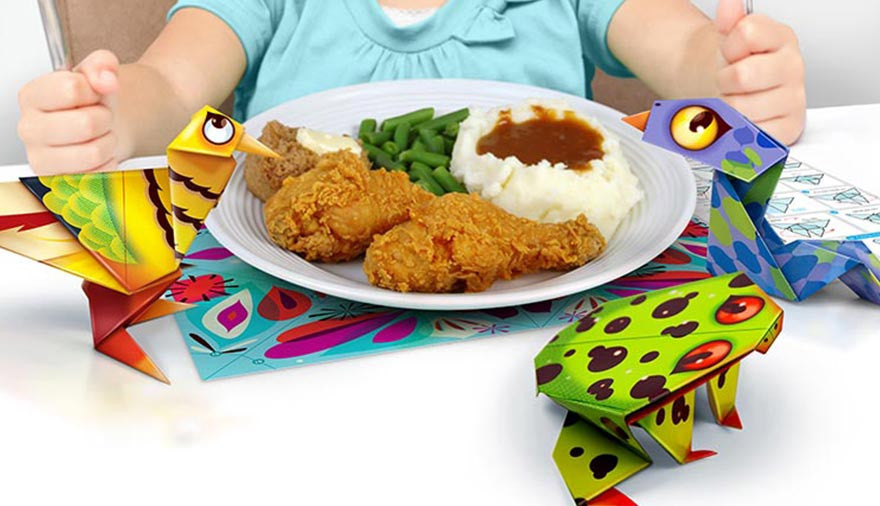 Feeding Kids - How to Make Mealtimes Fun