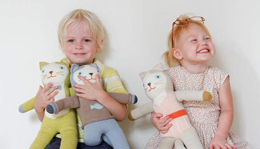 Midweek Playdate - Dressing Up Our Bla Bla Dolls