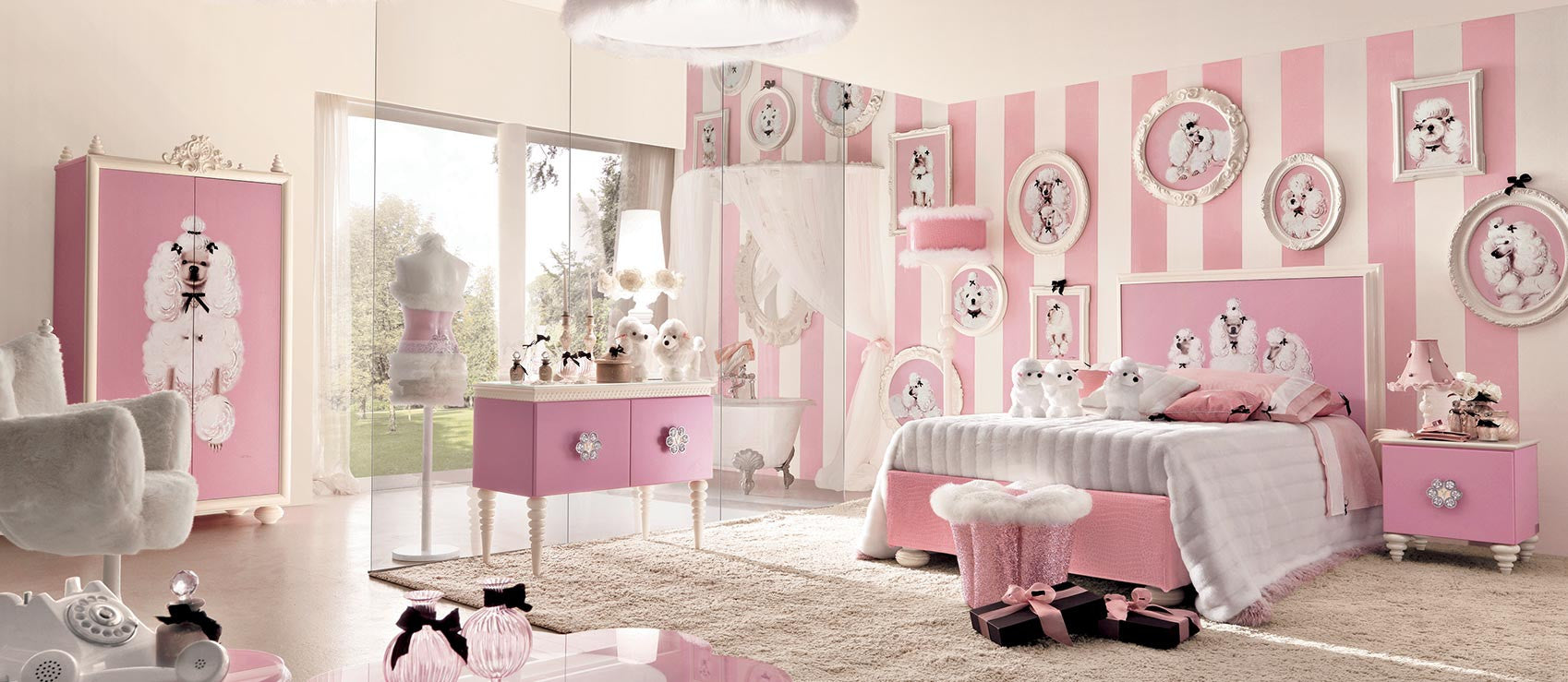 The Felicity Pink Collection