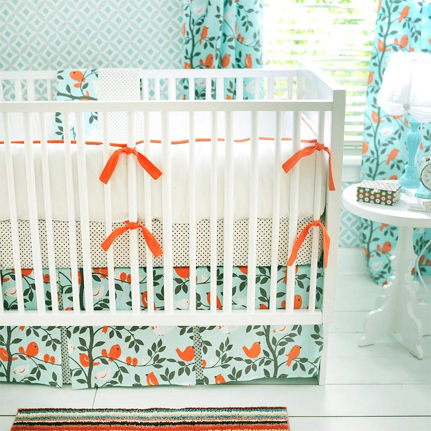 3 Ways to Transform Your Baby's Crib With Luxury Designer Bedding