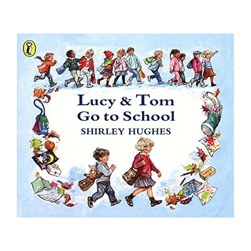 5 Books to Help a Child Starting School