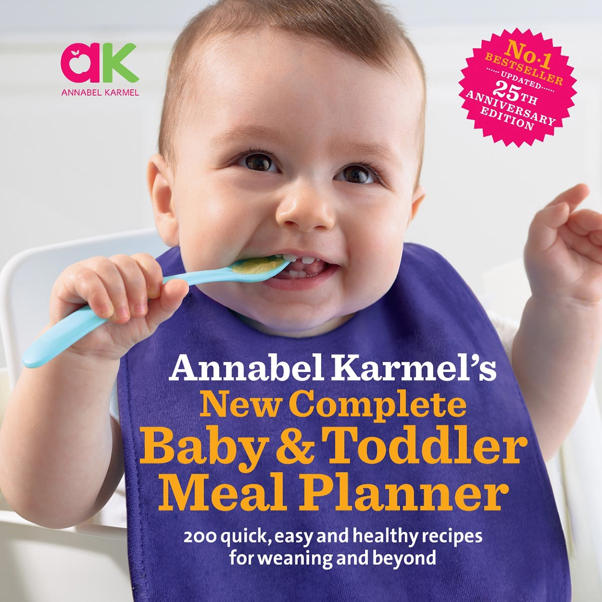 Inspiring Mums - Best Selling Author Annabel Karmel