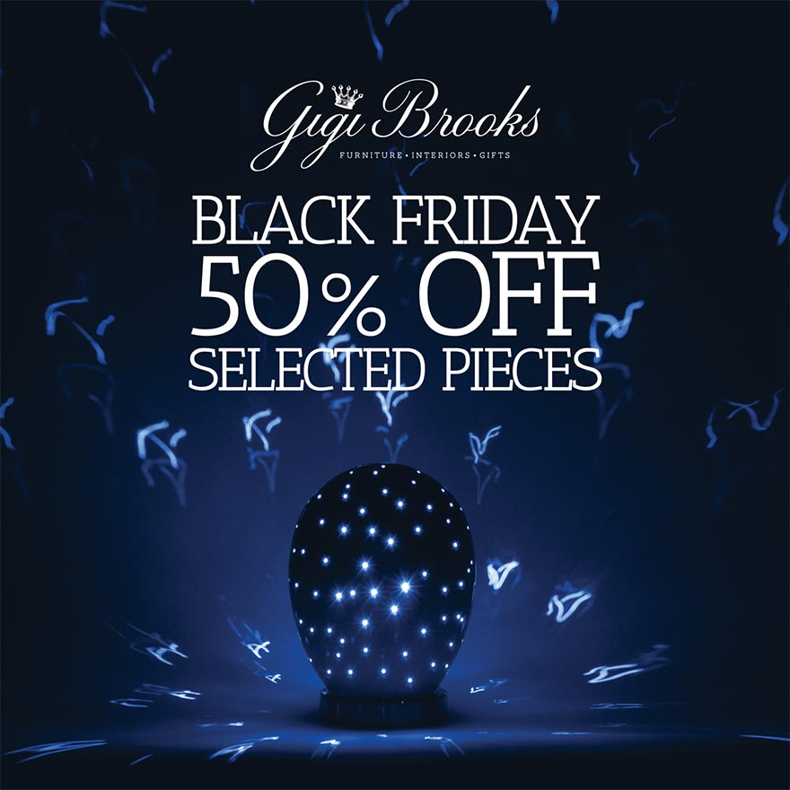 Black Friday and Cyber Monday at Gigi Brooks