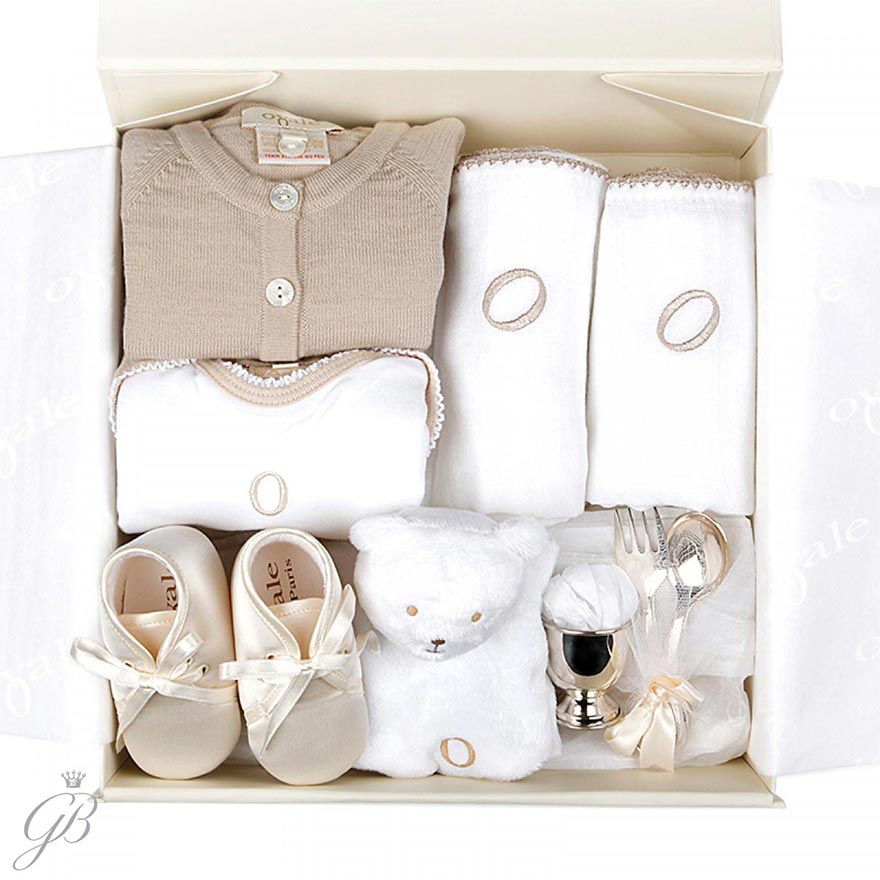 Five Gifts for Newborns Inspired by the Royal Baby