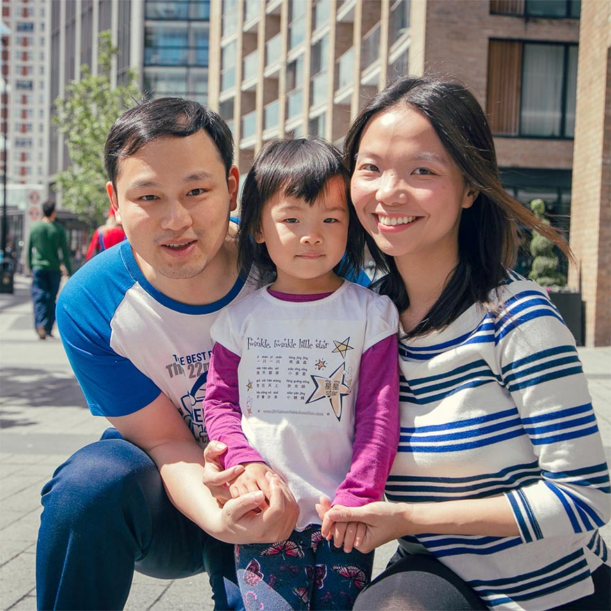 Inspiring Mums - Karen Cheuk of Little Bunnies Mandarin & Cantonese Save  View