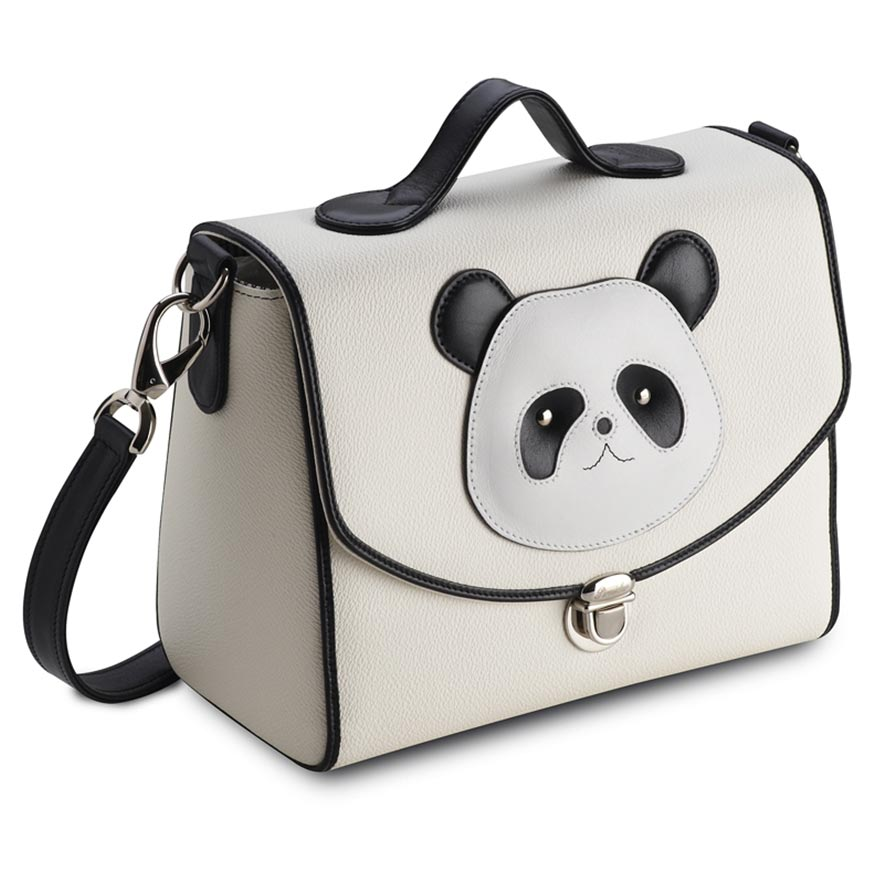 Pineider Baby Panda Snack Bag