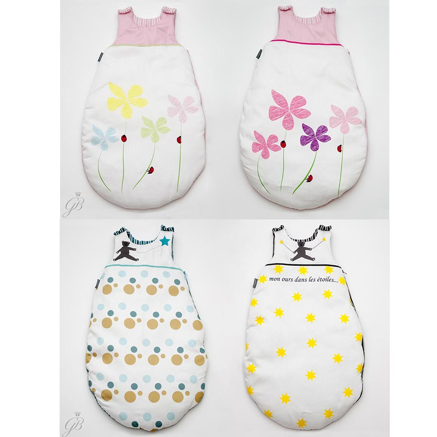 Beautiful Baby Sleeping Bags