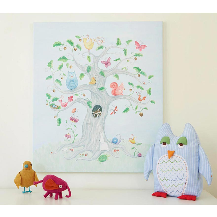 Get the Look - Enchanted Wishing Tree Inspired Nursery