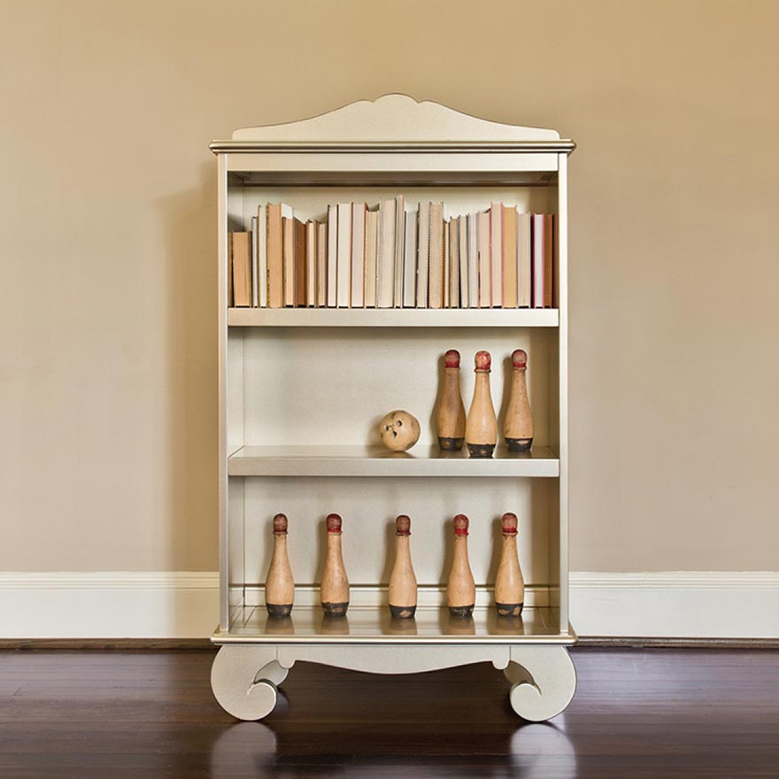 5 Beautiful Bookcases for Children