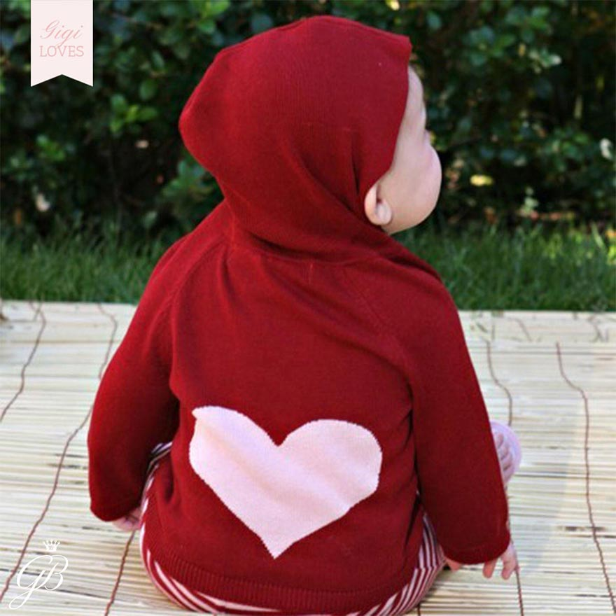 Gigi Loves - Amber Hagen Cashmere for Babies and Children