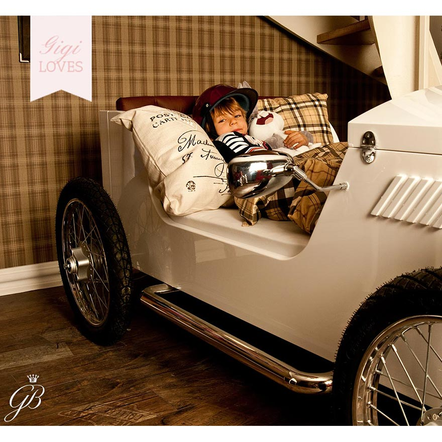 Gigi Loves - My First Classic Car Bed