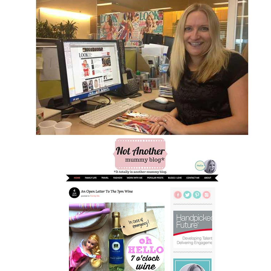 Inspiring Mums - Alison Perry (journalist & blogger)