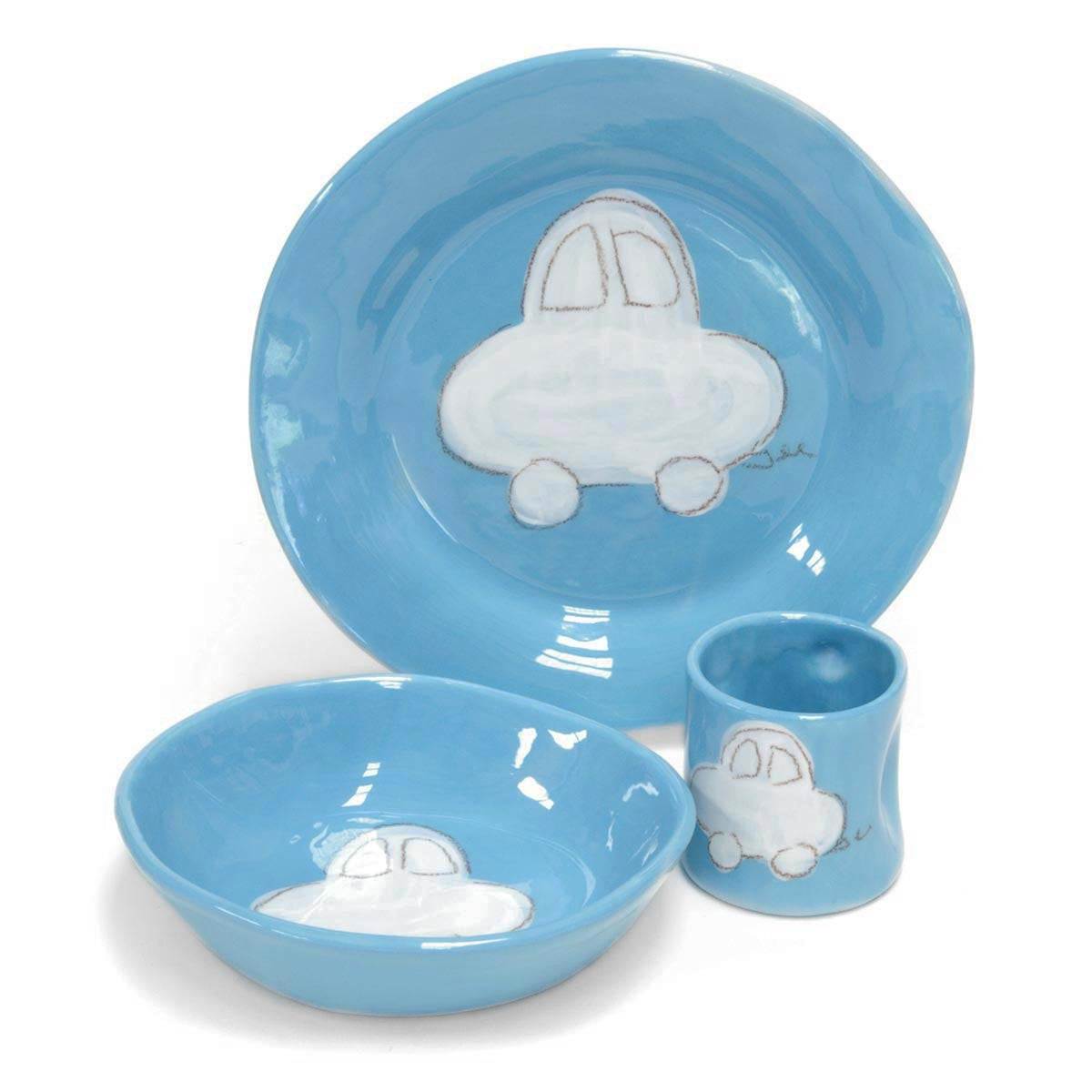 alex marshall studios bubble car 3 piece dining set