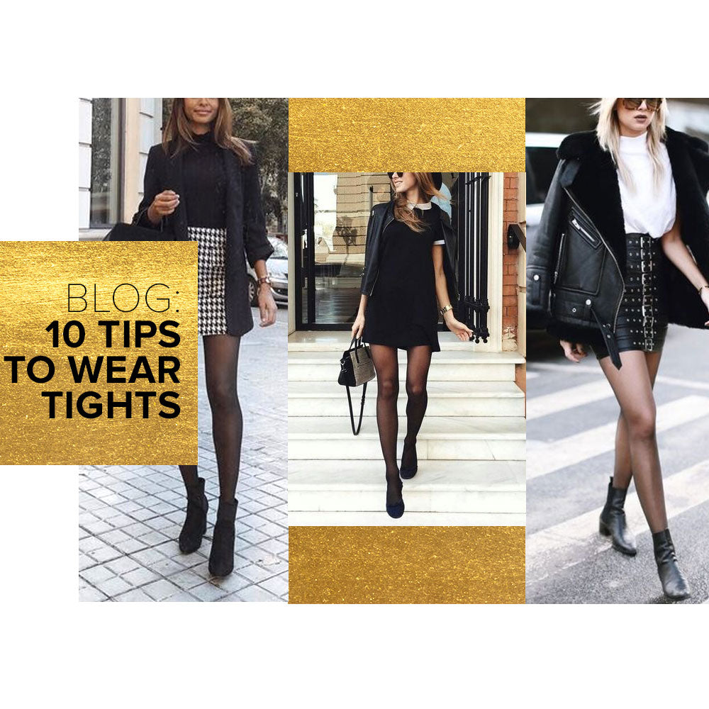 10 Tips to Wear Tights