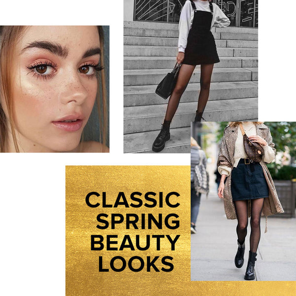 Classic Spring Beauty Looks