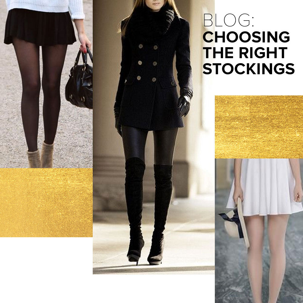 Style Guide: Choosing the Right Stockings
