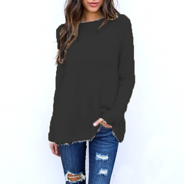 OVERSIZED FLEECE PULLOVER SHIRT - Oohlalaa Hosiery!