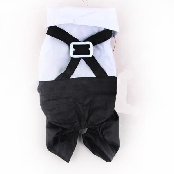 JUMPSUIT WITH BOW TIE - Oohlalaa Hosiery!