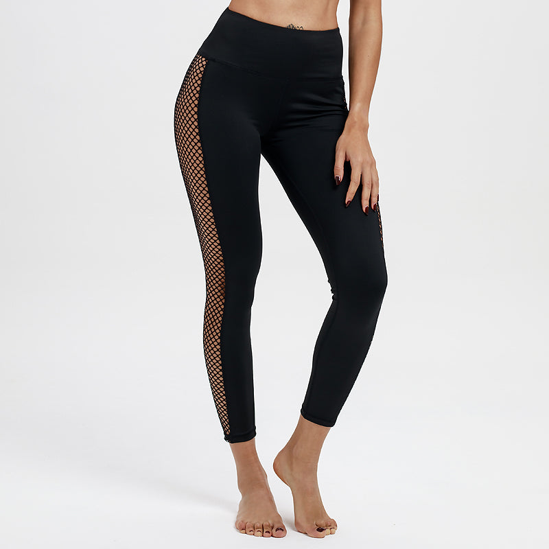 BLACK HIGH WAIST - Oohlalaa Hosiery!