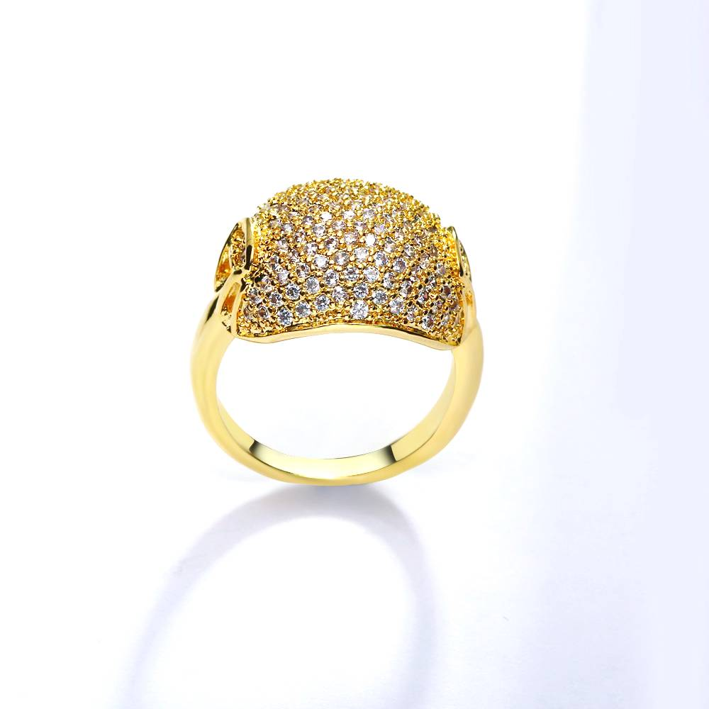 DREAM CARNIVAL ZIRCONIA RING - Oohlalaa Hosiery!