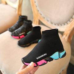ATHLETIC SOCK SHOES - Oohlalaa Hosiery!