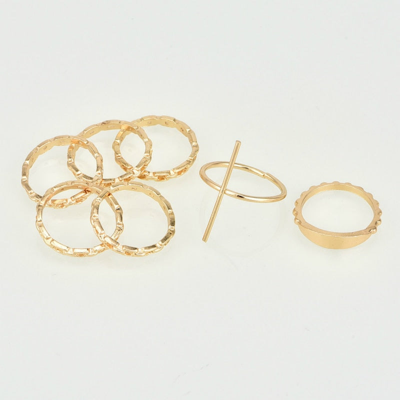 CROSS RING COMINATION SET - Oohlalaa Hosiery!