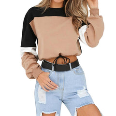 LOOSE CROP TOP - Oohlalaa Hosiery!
