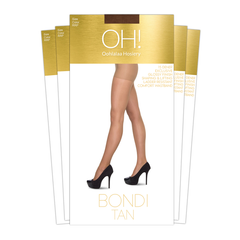 Bondi Tan 8 packs - Oohlalaa Hosiery!